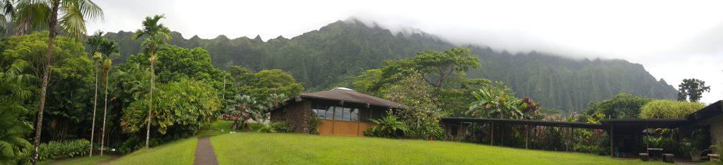 Hoomaluhia Visitor Center