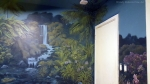 Enchanted-Forest-Mural-Wall 1 and Wall 2
