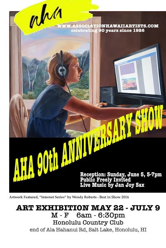 AHA 90th Anniversary Announcement