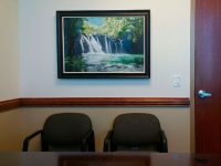 Kipu Falls in an Investment Firm